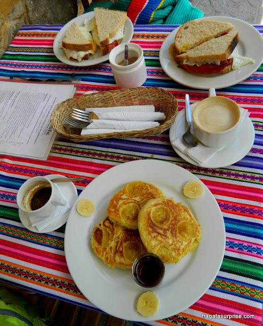 Onde Comer em Ollantaytambo - Hearts Café