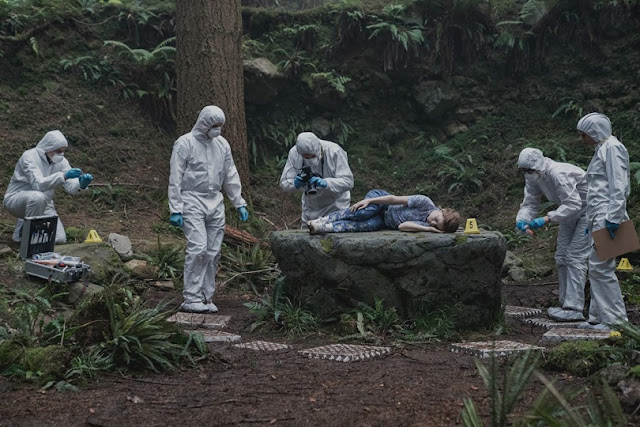 Los Lunes Seriéfilos Dublin Murders víctima