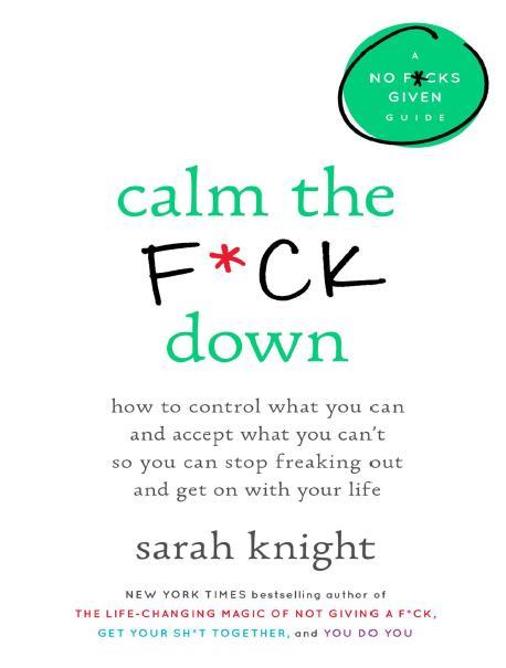 Calm the F-ck Down