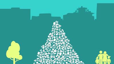 """Ευρωπαϊκή Εβδομάδα Μείωσης Αποβλήτων (18 - 26.11.2017)\""""Λιγότερα απόβλητα - Καλύτερη ζωή"""""""