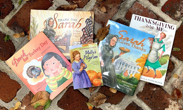 Title image for Thanksgiving Books for the Modern Classroom: 5 Must Reads for Elementary Students