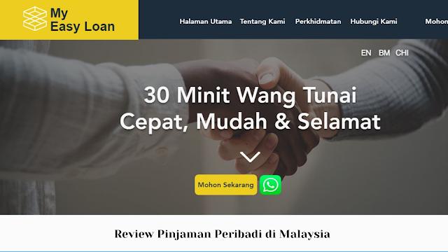 Pinjaman Peribadi di Malaysia