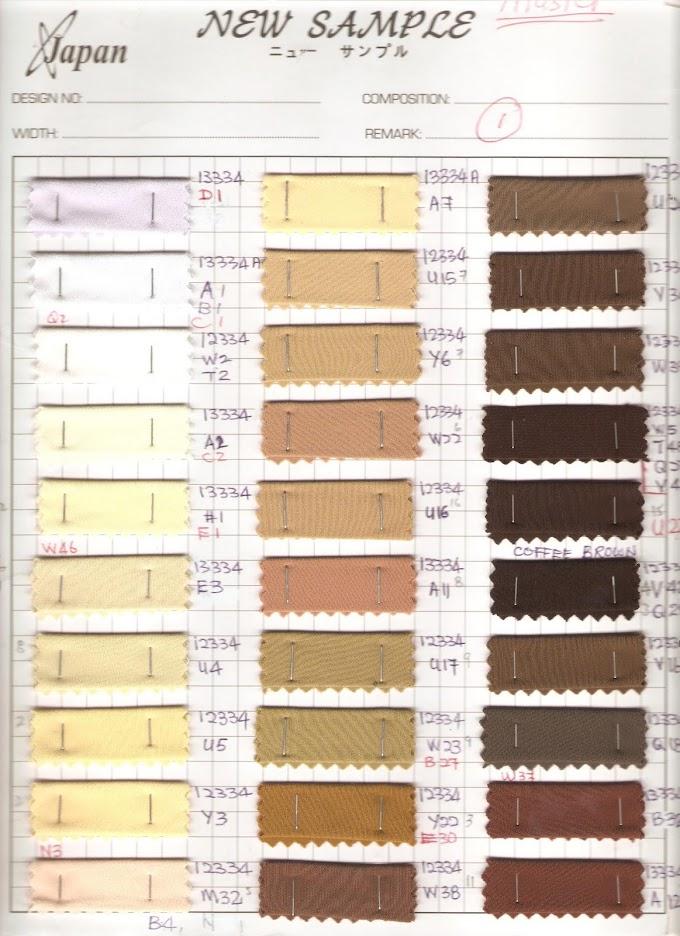LYCRA (ITY KNIT) ~ A-GRADE FABRIC  ( Plain Colors) 200 colors above