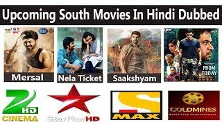 South hindi dubbed new movie list