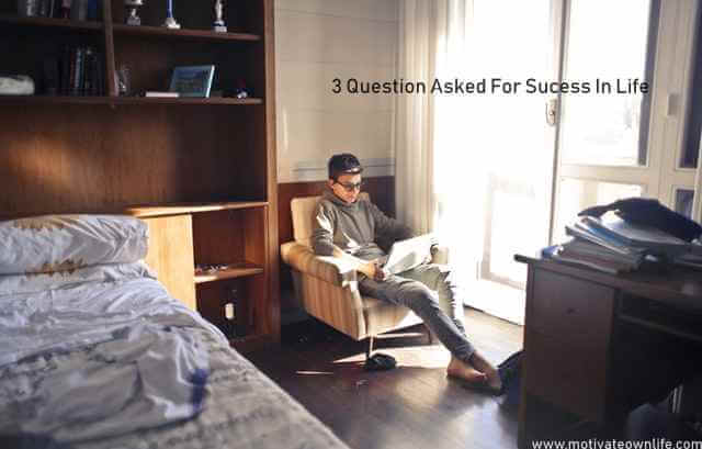 3 Deep Questions To Ask Yourself For Success In 2019