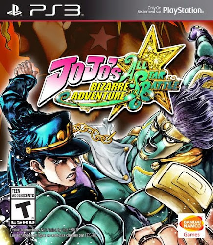 JoJo's Bizarre Adventure All Star Battle PS3 Español