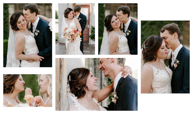 Woodlands Weddings _ Houston Weddings _ Makeup Artist _ Meagan Malone Hairstylist