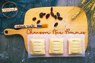 Chausson aux pommes – Bánh nhân táo trứ danh ẩm thực Pháp 1