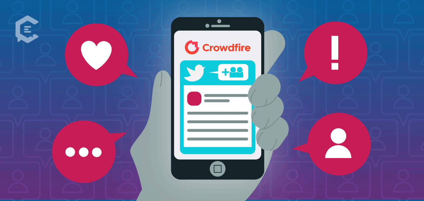 CrowdFire: Social Media Management Tool