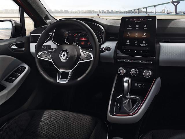 Novo Renault Clio 2020
