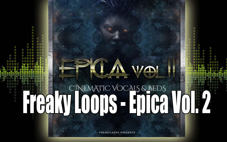 Epica Vol. 2