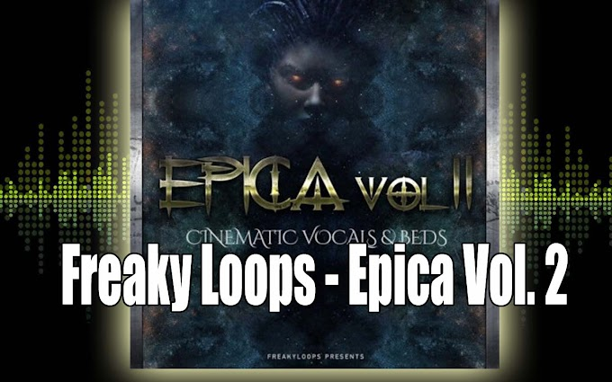 Epica Vol  2 by Freaky Loops -   Cinematic Vocals & Beds (WAV, ABLETON)