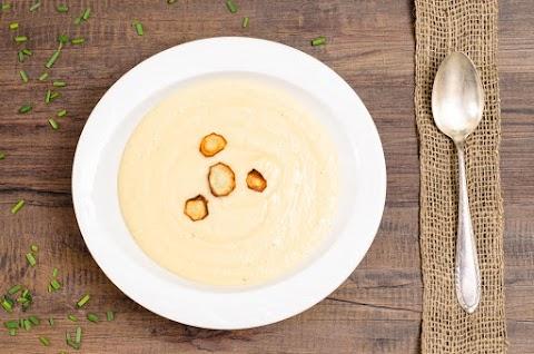 Édes, fűszeres fehérrépa-krémleves: gyorsabb és könnyebb már nem is lehetne