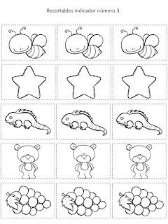 evaluación diagnostica preescolar 1