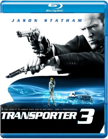 Transporter 3 (2008) Dual Audio Hindi 480p BluRay x264 300MB ESubs Movie Download