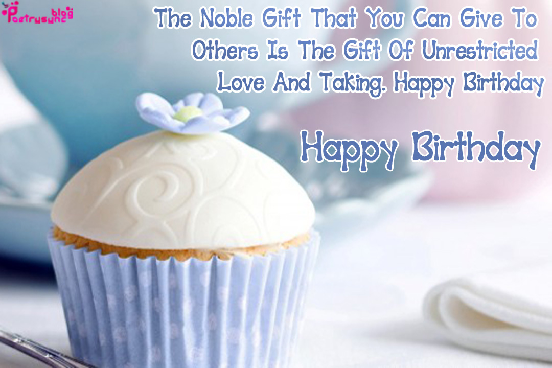 Happy Birthday Cake Images with Birthday Quotes for Best Friend