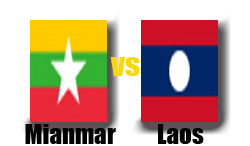 Mianmar vs Laos