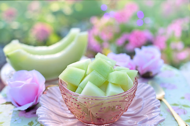 vitamin C melon