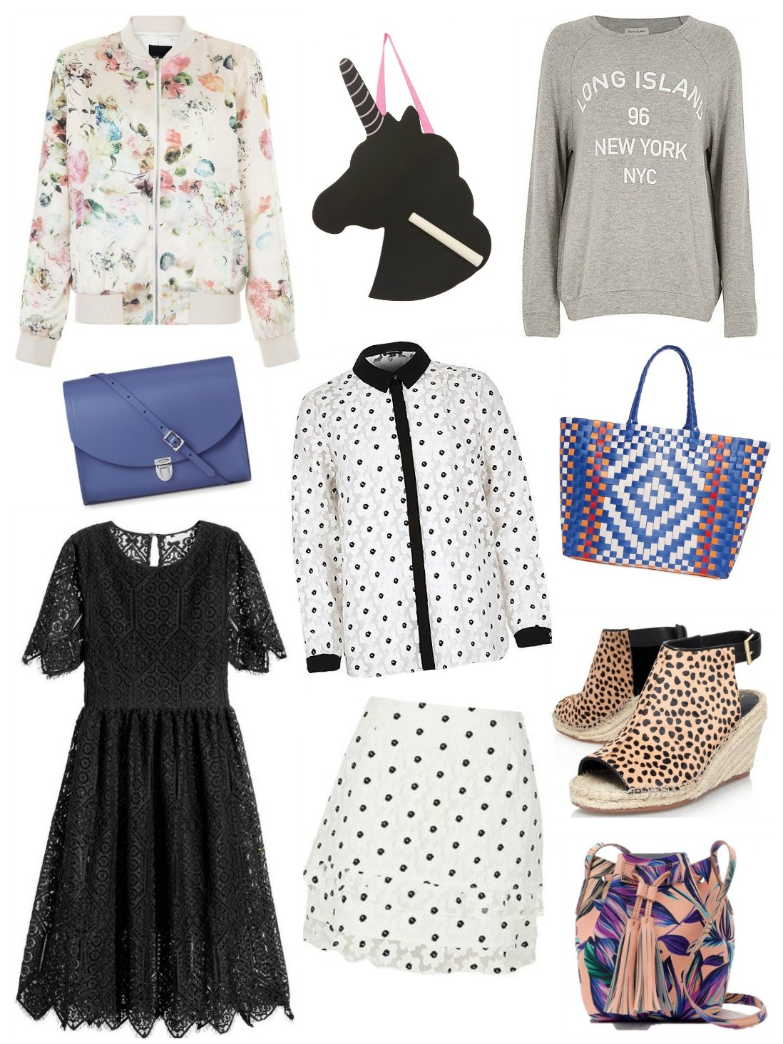 My April Wishlist
