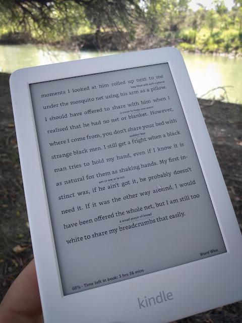 Kindle-ul meu si Canalul Stipoc