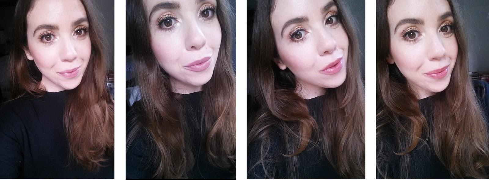 pink nude lipsticks, pale skin