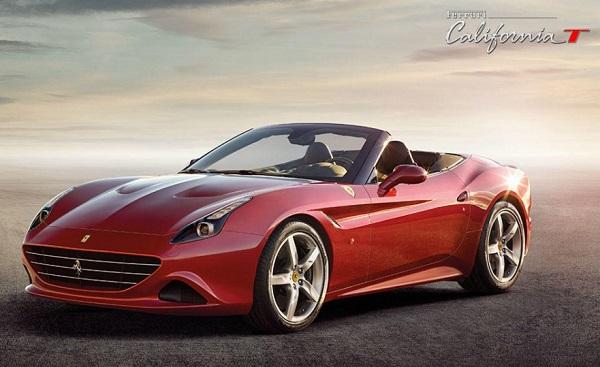 Ficha Tecnica Ferrari California T