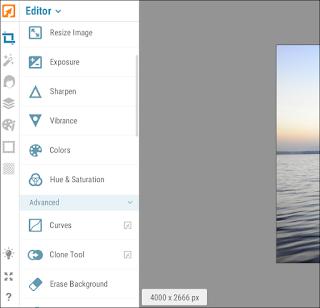 iPiccy - Aplikasi Edit Foto Terbaik di Komputer PC dan Laptop
