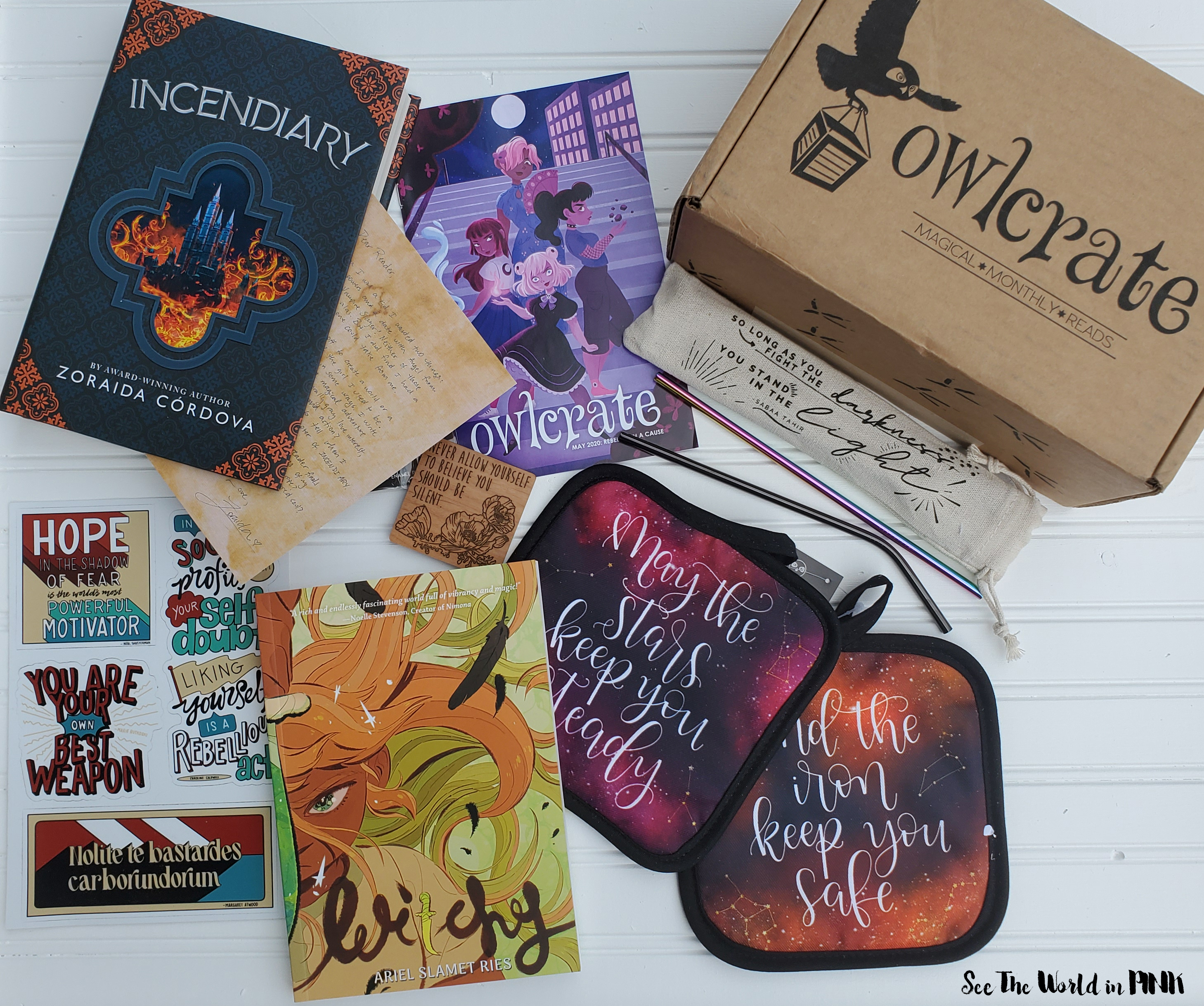 may 2020 owlcrate