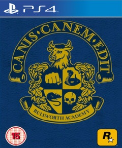 Bully Canis Canem Edit PS2 FOR PS4