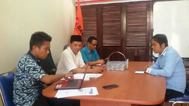 Dugaan ASN Terlibat Kampanye, M Ridwan Penuhi Panggilan Panwaslu