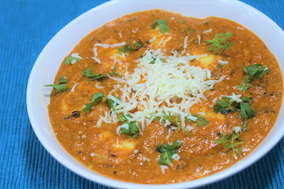 Cheese Butter Masala