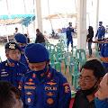 Sosialisasi AKBP Dedy Prayudy di Panttai Tanjung  Bemban dan Pembagian Sembako