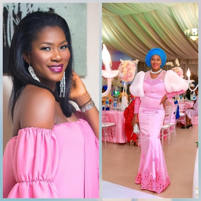 Veteran Actresses Stephanie Okereke Celebrate her Birthday
