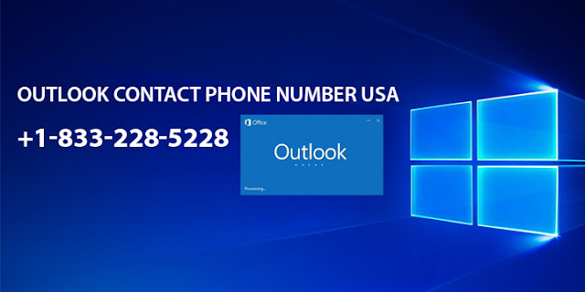 Outlook Customer Support Service Number USA