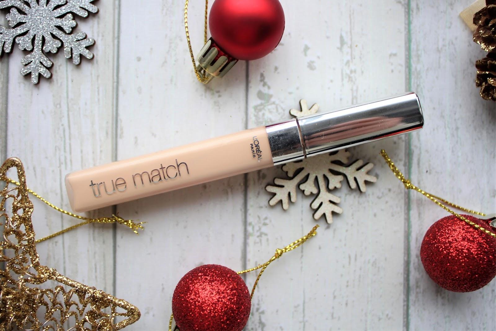 l'oreal true match concealer blog review