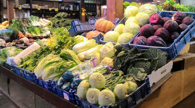 【英國生活】想吃巨大化的葱和香蕉嗎?在台灣沒見過,來到英國才吃過的 8 種美味蔬果