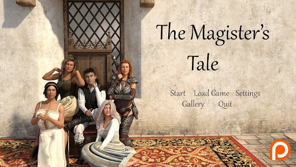 The Magister's Tale [Chapter 1 EC] Passion Grove