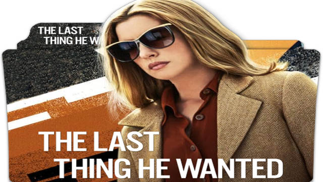 The Last Thing He Wanted (2020) Hindi Dubbed Movie 720p BluRay Download