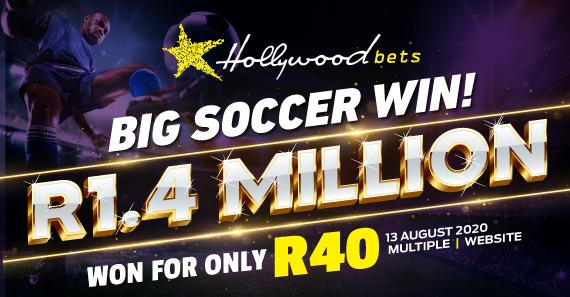 R1.4 Million Win