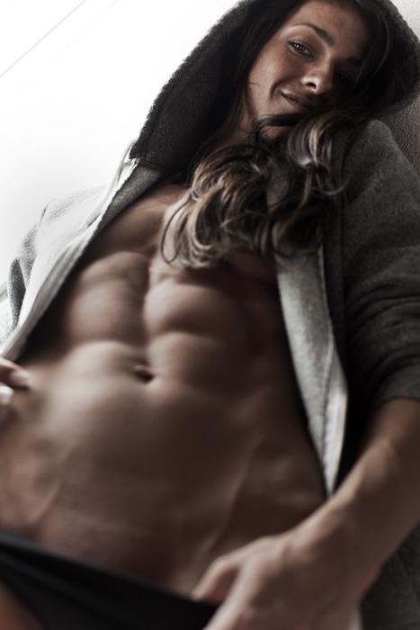 Hot Abs Nude Women 4