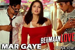 Mar Gaye - Sunny Leone - Beiimaan Love