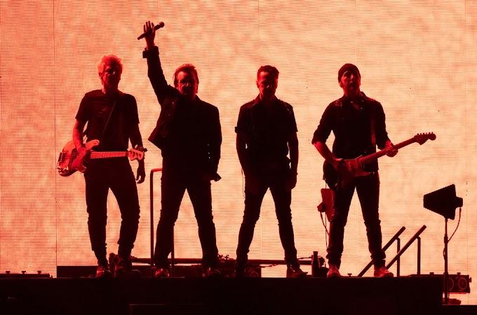 44 χρόνια U2: A Celebration