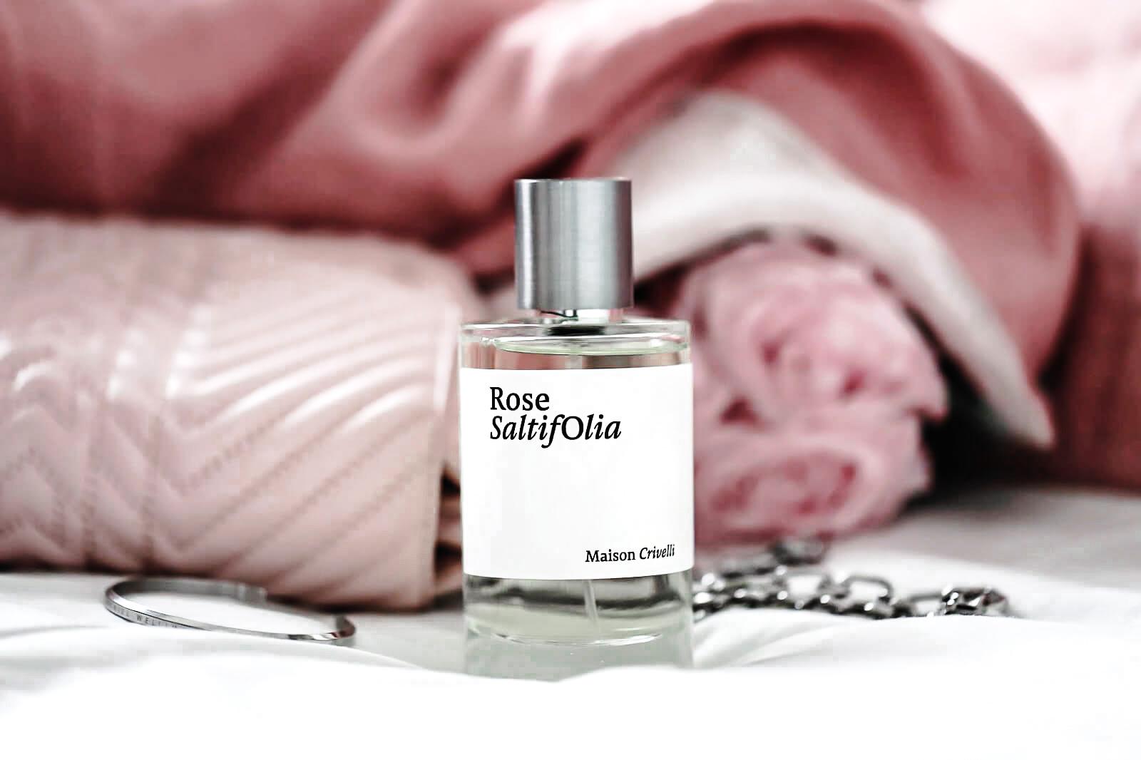 Maison Crivelli Rose Saltifolia Parfum Avis