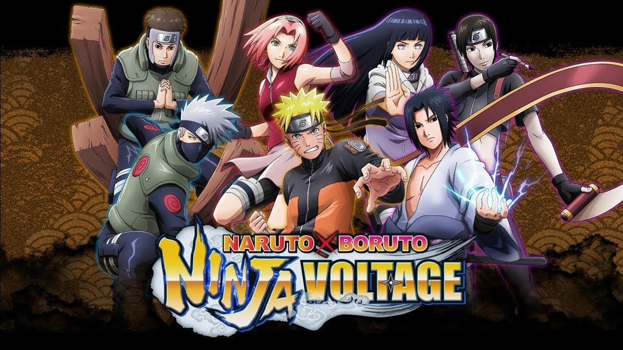 Naruto x Boruto: Ninja Voltage