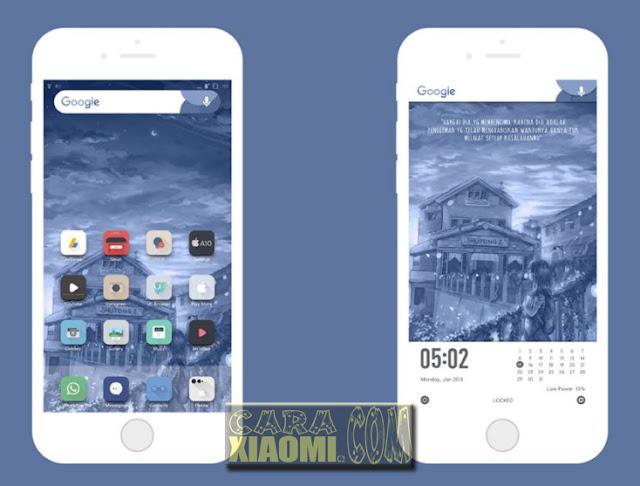 Tema Xiaomi UNQE Cool Themes Mtz Update Theme For MIUI [New Design]