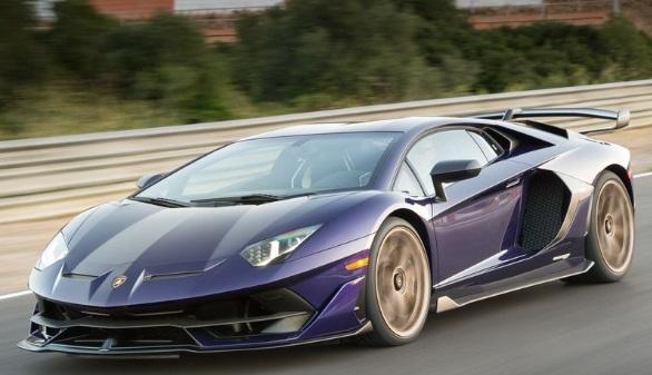 Lamborghini Aventador SVJ: $526.865