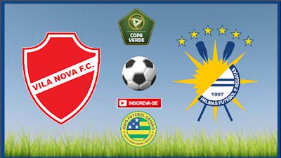 Vila Nova conhece seu adversário nas oitavas de final da Copa Verde