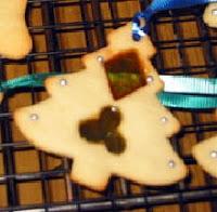 Sugar cookie ornaments 4