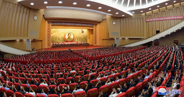National meeting for the 66th war victory day