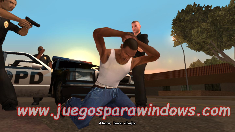 Grand Theft Auto San Andreas ESPAÑOL XBOX 360 (Region FREE) 6